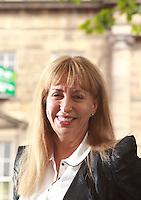 Edinburgh International Book Festival 2013 portait of Susan Greenfield at Charlotte Square Garden <br /> <br /> Pic by Pako Mera
