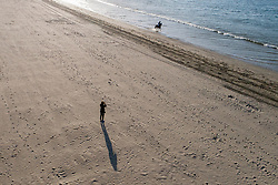 Beach ride in the morning<br /> CSIO La Baule 2018<br /> © Dirk Caremans<br /> 18/05/2018