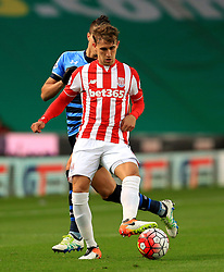 Marc Muniesa of Stoke City  - Mandatory by-line: Matt McNulty/JMP - 18/04/2016 - FOOTBALL - Britannia Stadium - Stoke, England - Stoke City v Tottenham Hotspur - Barclays Premier League