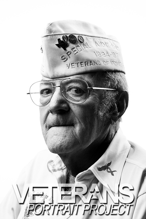 Walter McConaghy<br /> Marine Corps<br /> Army<br /> MSG (E-7)<br /> Special Forces<br /> Lebanon, Cuba, Vietnam, Cambodia, Gwada Canal, Okanowa, Philippines, Korea<br /> <br /> Veterans Portrait Project<br /> Louisville, KY<br /> VFW Convention <br /> (Photos by Stacy L. Pearsall)