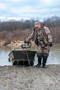 Waterfowl Hunting Shiawassee River State Game Area, Michigan