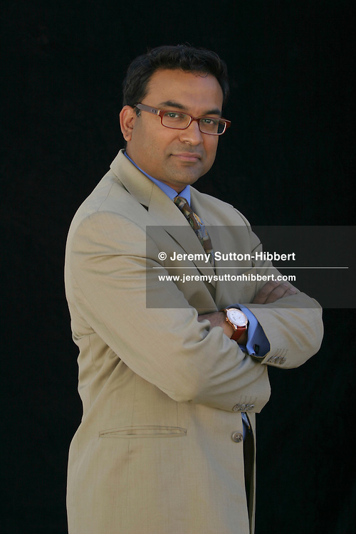 DR. Raj Persaud, psychiatrist/ broadcaster/ author..( 5 Pictures, non-exclusive).