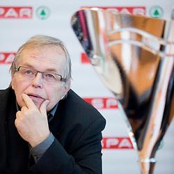 20180131: SLO, Basketball - 17. Pokal Spar, Press conference