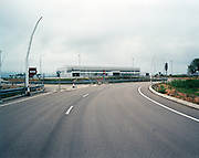 Castellon Airport. On March 25, 2011 it was officially inaugurated   although no date was scheduled for the first flight. It cost 155 million euros and 30 million in advertising. There is a terminal of 10,000 square meters and with a runway of 2.7 kilometers.