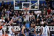 Dustin Hogue<br /> Dolomiti Energia Aquila Basket Trento - Germani Basket Brescia Leonessa<br /> Lega Basket Serie A 2016/2017<br /> PalaTrento 23/04//2017<br /> Foto Ciamillo-Castoria / M. Brondi