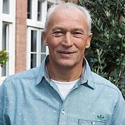 NLD/Amsterdam/20131017 - Persviewing Welkom bij de Kamara's, Dick Jol