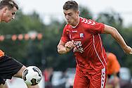 28-06-2016: Voetval: DESTO v FC Utrecht: Vleuten<br /> <br /> Kristoffer Peterson (FC Utrecht)<br /> <br /> Oefenduel in voorbereiding op Eredivisie - Seizoen 2016 / 2017 <br /> <br /> Foto: Gertjan Kooij