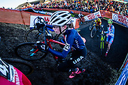 Madigan MUNRO (USA)  at the 2019 UCI Cyclo-Cross World Championships in Bogense, Denmark