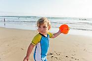 Toddler Beach Day