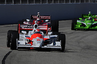 Ryan Briscoe, Scott Dixon, Dario Franchitti, Indy Car Series