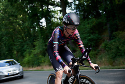 Christa Riffel (GER) at Lotto Thuringen Ladies Tour 2018 - Stage 7, an 18.7 km time trial starting and finishing in Schmölln, Germany on June 3, 2018. Photo by Sean Robinson/velofocus.com