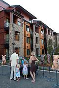 Artisan market at the Allison Inn, Newberg, Willamette Valley, Oregon