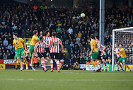 .Saturday February 20th 2010: Norwich City play Southampton at the Canaries home ground Carrow road.(Pic by Rob Colman Focus Images).