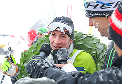 26.01.2019, Bad Mitterndorf, AUT, 40. Internationaler Steiralauf, 50 km Freie Technik, im Bild der Sieger Alexander Gotthalmseder (AUT) // during the 40th international Steiralauf 50 km Freestyle in Bad Mitterndorf, Austria on 2019/01/26. EXPA Pictures © 2019, PhotoCredit: EXPA/ Martin Huber