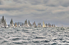 2011 5O5 - SAP WORLD CHAMPIONSHIP IN HAMILTON ISLAND - AUSTRALIA