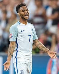 11-06-2016 FRA: UEFA EURO Engeland - Rusland, Marseille<br /> Engeland speelt gelijk tegen Rusland 1-1 / Raheem Sterling (ENG)<br /> <br /> ***NETHERLANDS ONLY***