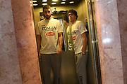 Raphael Gaspardo<br /> Nazionale Italiana Maschile Senior - Arrivo al Ritiro di Torino<br /> FIP 2017<br /> Torino, 20/11/2017<br /> Foto M.Ceretti / Ciamillo-Castoria