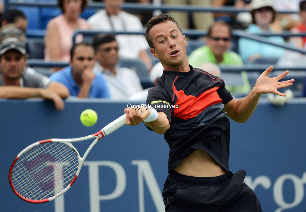 30.08.2014. Flushing Meadows, New York, USA. US Open tennis championships.  Philipp Kohlschreiber (GER)n