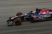 March 28, 2014 - Sepang, Malaysia. Malaysian Formula One Grand Prix. Jean-Eric Vergne (FRA), Toro Rosso-Renault<br /> <br /> © Jamey Price / James Moy Photography