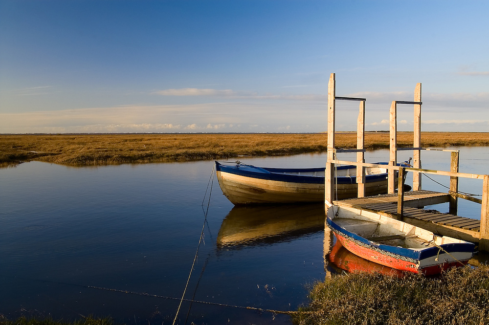 This picturesque scene leaves me with a feeling of calm. It was a beautiful evening enjoying the unspoilt landscape of the North Norfolk coast.