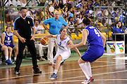 DESCRIZIONE : Lucca Qualificazioni Europei donne 2015 Italia Estonia<br /> GIOCATORE : Francesca Dotto<br /> CATEGORIA : palleggio <br /> EVENTO : Qualificazioni Europei donne 2015<br /> GARA : Italia Estonia<br /> DATA : 08/06/2014 <br /> SPORT : Pallacanestro <br /> AUTORE : Agenzia Ciamillo-Castoria/De Massis<br /> Galleria : Fip Nazionali 2014 <br /> Fotonotizia : Lucca Qualificazioni Europei donne 2015 Italia Estonia<br /> Predefinita :