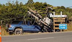 Waipu-Driver departs scene of crash leaving an injured child