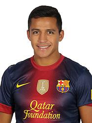 F.C. Barcelona 2012 / 2013. ALexis Sanchez...Photo: Gregorio / ALFAQUII
