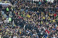Incidents Supporters PSG - 03.05.2015 - Nantes / Paris Saint Germain - 35eme journee de Ligue 1<br /> Photo : Vincent Michel / Icon Sport