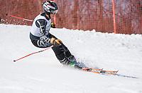 Piche Invitational J3 1st run at Gunstock Mountain Resort March 20, 2010....