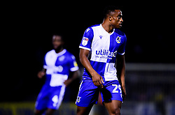 Victor Adeboyejo of Bristol Rovers - Mandatory by-line: Ryan Hiscott/JMP - 17/09/2019 - FOOTBALL - Memorial Stadium - Bristol, England - Bristol Rovers v Gillingham - Sky Bet League One