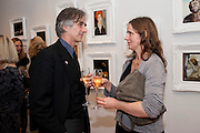 MARC STEENE; EMILY BARRETT, Bonhams Auction house hosts festive drinks to preview the first phase of the reconstruction of its Mayfair Headquarters - due for completion in 2013.<br /> Bonhams, 101 New Bond Street, London, 19 December 2011.
