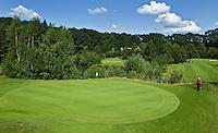 HATTEM - Hole 9, Dutch Golf Hattem. COPYRIGHT KOEN SUYK
