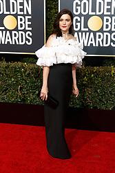 January 6, 2019 - Beverly Hills, Kalifornien, USA - Rachel Weisz bei der Verleihung der 76. Golden Globe Awards im Beverly Hilton Hotel. Beverly Hills, 06.01.2019 (Credit Image: © Future-Image via ZUMA Press)