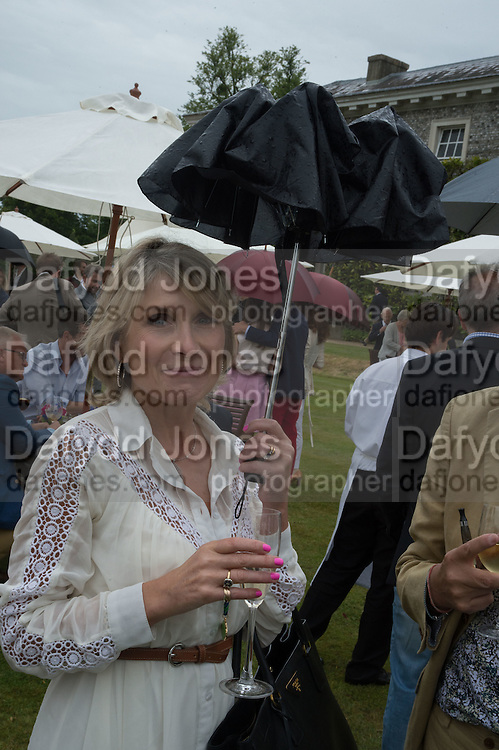 EMMA FITZALEN-HOWARD;, Goodwood Festival of Speed Cartier lunch. 27 June 2015