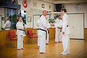 2015 Karate Cambridge Martial Arts black belt grading