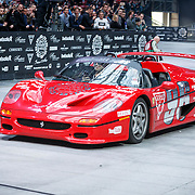 NLD/Amsterdam/20150526 - Gumball 3000 aankomst in de Amsterdam Arena, Mike Shine