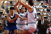 Europei Roma 1991<br /> Finale Italia vs Jugoslavia<br /> Roberto Premier<br /> Foto: Fabio Ramani