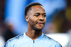 Raheem Sterling of Manchester City - Mandatory by-line: Robbie Stephenson/JMP - 19/09/2018 - FOOTBALL - Etihad Stadium - Manchester, England - Manchester City v Lyon - UEFA Champions League Group F