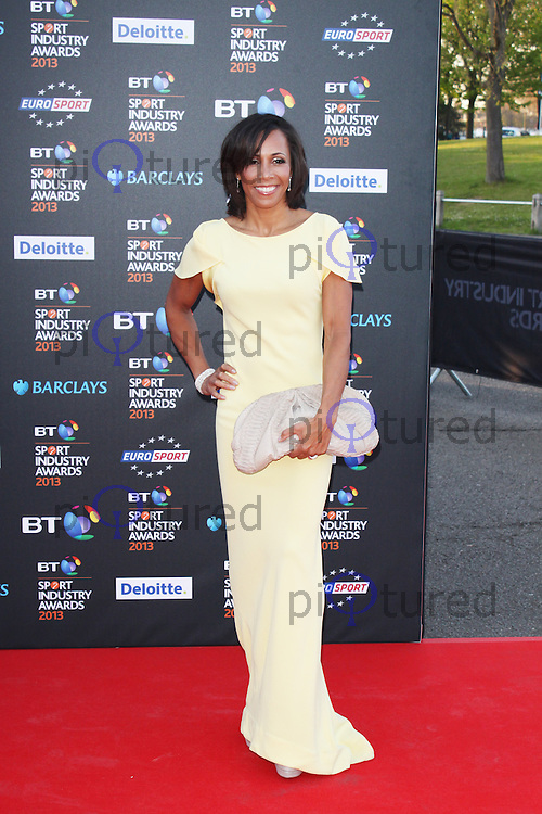 LONDON - May 02: Kelly Holmes at the BT Sport Industry Awards 2013 (Photo by Brett D. Cove)