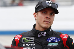 May 6, 2018 - Dover, Delaware, United States of America - Trevor Bayne (6) hangs out on pit road prior to the green flag for the AAA 400 Drive for Autism at Dover International Speedway in Dover, Delaware. (Credit Image: © Justin R. Noe Asp Inc/ASP via ZUMA Wire)