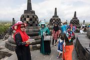 INDONESIA, Central Java, Borobudur Temple
