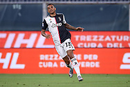 Juventus's Brazilian defender Danilo during the Serie A match at Luigi Ferraris, Genoa. Picture date: 30th June 2020. Picture credit should read: Jonathan Moscrop/Sportimage