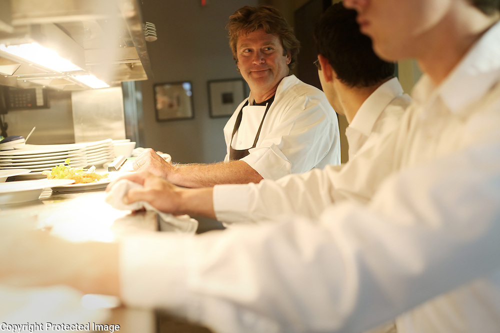 Owner/Chef Mark Bliss