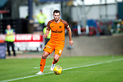 Dundee United defender Lewis Toshney (#6) in action during the Betfred Scottish Cup group stage match between Dundee and Dundee United at Dens Park, Dundee, Scotland on 29 July 2017. Photo by Craig Doyle.