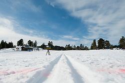 Behind the scenes, NOR, Biathlon Pursuit, 2015 IPC Nordic and Biathlon World Cup Finals, Surnadal, Norway