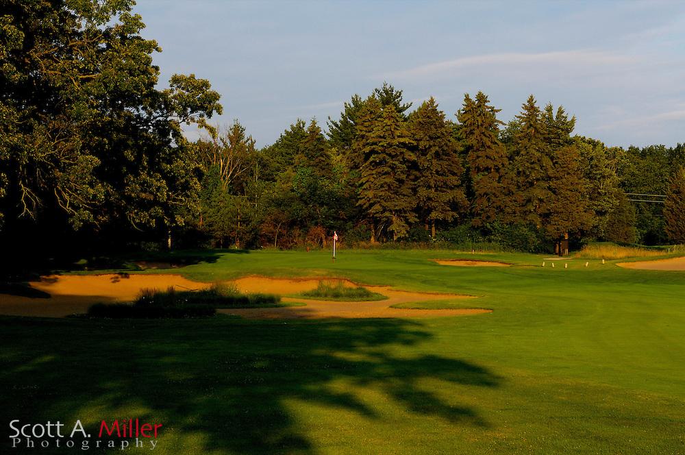 Mundelein, Ill.:  June 26, 2006 - No. 15 at the Pine Medow Golf Course in Mundelein, Ill...                ©2006 Scott A. Miller