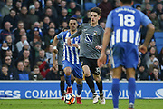 Coventry City player Tom Bayliss (30) during the The FA Cup match between Brighton and Hove Albion and Coventry City at the American Express Community Stadium, Brighton and Hove, England on 17 February 2018. Picture by Phil Duncan.