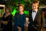 KATE GOLDSMITH; LADY ANNABEL GOLDSMITH; KATE GOLDSMITH; BEN GOLDSMITH, Royal Parks Foundation Summer party. Gala evening, sponsored by Candy & Candy on behalf of One Hyde Park. Hyde Park. London. 10 September 2008 *** Local Caption *** -DO NOT ARCHIVE-© Copyright Photograph by Dafydd Jones. 248 Clapham Rd. London SW9 0PZ. Tel 0207 820 0771. www.dafjones.com.