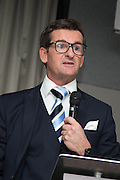 Former Dundee, Hearts, Celtic and Scotland left back Tosh McKinlay was the main speaker at DundeeFC Hall of Fame at the Apex Hotel<br /> <br />  - &copy; David Young - www.davidyoungphoto.co.uk - email: davidyoungphoto@gmail.com