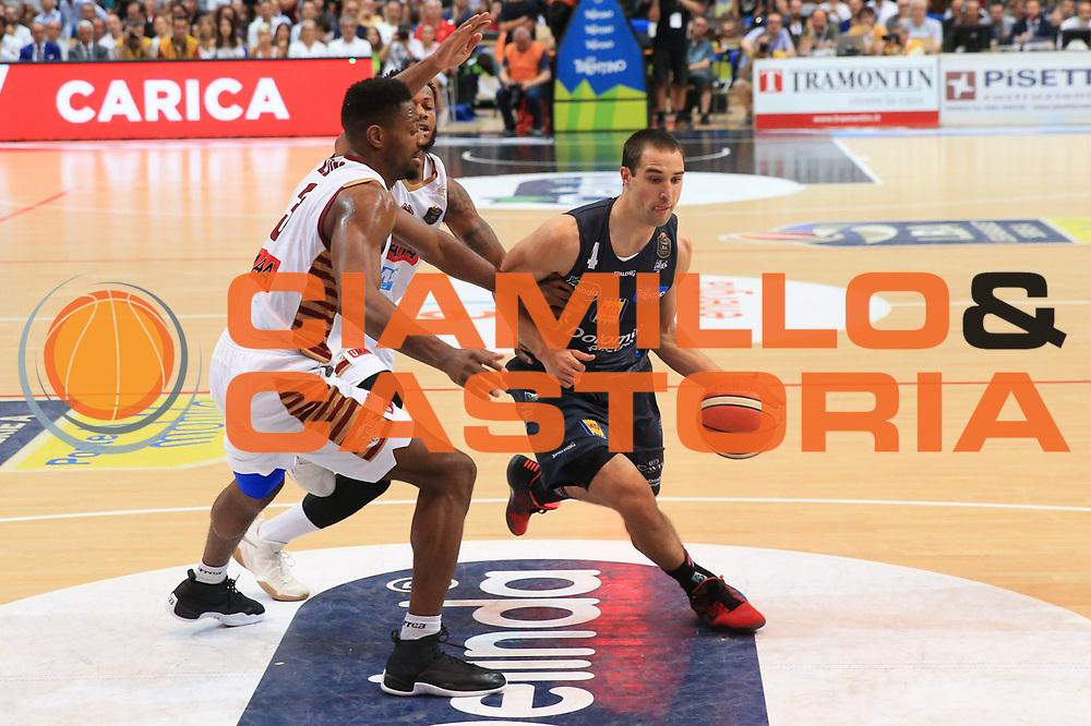 Craft Aaron<br /> Dolomiti Energia Trento - Umana Venezia<br /> Finale Gara 6<br /> Legabasket A 2016/2017<br /> Trento 20/06/2017<br /> Foto Ciamillo-Castoria